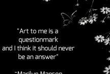 Zitate Marilyn Manson