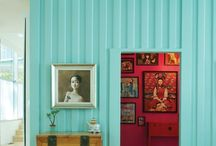 shipping container fantasies / by Andrea at HomageStyle.com
