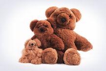 Alpaca Teddies / Sweet and heartwarming teddies made from alpaca fur.