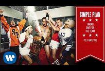 Simple Plan:Uma Banda Escolhida Por Deus Para Levar Alegria Ao Mundo Através Da Música