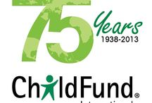 75th Anniversary of ChildFund International / This year marks our 75th anniversary of helping children around around the world break free from poverty and reach their potential in life.
