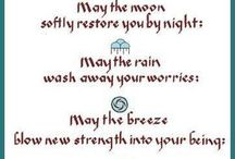 WICCA: -BLESSINGS