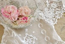 Oldies but goldies / mainly old lace - inspiration for today s projects