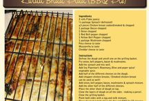Recipes for the Braai / Things to try on the braai