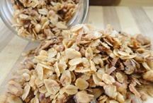 Easy Granola Recipes / Easy granola recipes that are hearty and perfect for breakfast! / by the Grant life