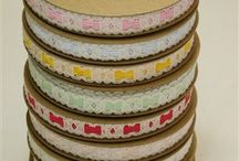 Lace Ribbons & Trims, Authentic Nottingham English ribbon, made in England