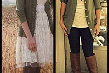 Fall style / by Heather