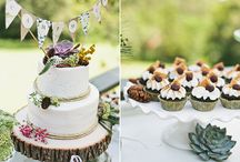 Party Inspiration: Rustic | Shabby Chic / by Unicorns and Vanilla