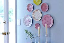 Plates Dishes Vases / by Vickie Kosnik