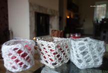 drutki-robótki / moje potyczki z drutami