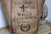 커피마대활용
