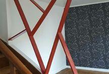rembarde escalier