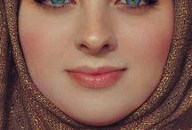 Arab faces