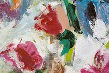 Arte - Flores / Flores são uma paixão mundial. Selecionamos algumas obras para quem ama arte e flores!