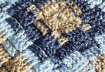 Crochet Squares / Motifs / Crochet Squares / Motifs