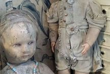 dolls, tedybears
