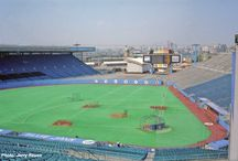 Baseball Parks I have been to