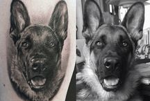 Sleeve tattoo idè