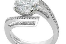 Elegant Cocktail rings ideas / Classy, elegant, engagement, luxury, diamonds