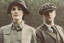 Downton Abbey / Definitely one of the best TV series ever produced. Ever.
