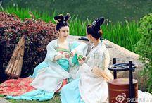 costume chinoiserie
