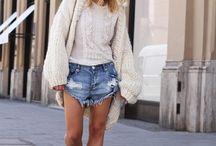 Summer Inspo / Summer time clothing.
