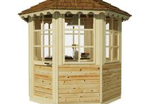 Clara / garden shed plans, playhouse plans, garden shed floor plans, storage plans, tool shed plans