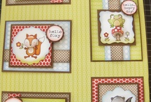 Darcie stamps and cards