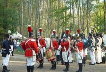 Mississinewa 1812 / The largest living history reenactment in North America, Mississinewa 1812 honors the only War of 1812 battle fought on Grant County Indiana soil. Step back in time at this annual event every October.