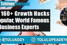 Over 160+ #GrowthHacks By World-Famous #BusinessExperts by...