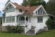Bohuslän hus