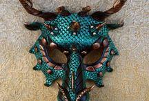 Masks / by Venus Envy