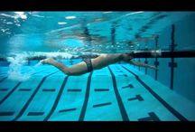 Learn to swim - swimming technique