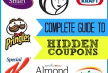 Couponing / by Katie Holderney