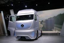 Trucks / Latest Trucks and Heavy Machinery from Hannover Motor Show IAA 2014