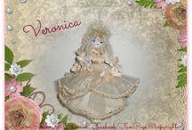 BAMBOLE DI STOFFA ...Veronica