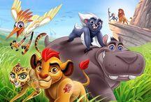 Decoración la guardia del León