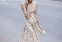 I dream of dresses