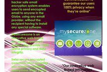 Brochure / MysecureZone's #brochures, #papers, #articles