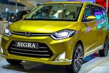 Daihatsu Sigra Indonesia