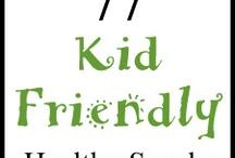 kid food / by Aubri Griffeth
