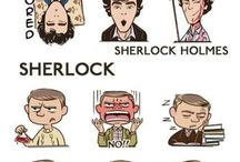 Sherlock Holmes :)
