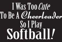 <3 Softball <3 Softball <3 Softball <3 / by Rachel Martin