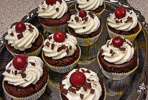 Muffing/ cupcakes -Rezepte