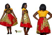 Unique African fashion