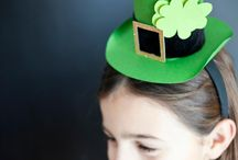 St. Patrick's Day Decor/Crafts / Get festive with this board that will have you feeling the Luck O' The Irish!