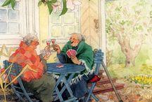 Веселые старушки Inge Look