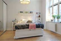 INTERIORS / White walls are kind of cool.  / by Jennifer Leung