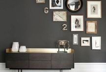 HOME STYLE: Photo gallery wall