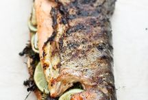 Grilled Seafood Goodness